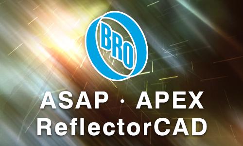 ASAP.APEX ReflectorCAD